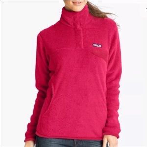 Patagonia | Women's Pink Re Tool Pullover Sweater